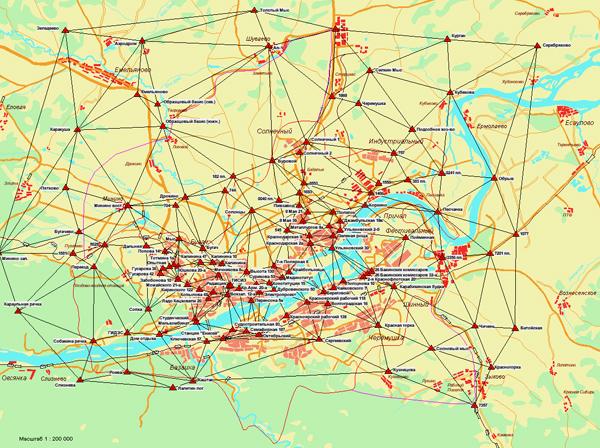 Государственная геодезическая сеть