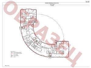 Технический план многоквартирного жилого дома