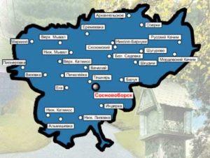 Межевание Сосновоборский район