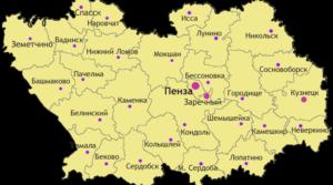 Межевание Пензенская область
